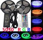 5050 SMD Flexible LED Strip Rope Tape Xmas Light 5M 10M 150/300led,Power,Control