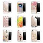 For Apple iPhone 6/6s/6P/6s P7/7 Plus Clear Fruit Soft TPU Silicone Case Cover