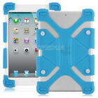 "For 7.9"" 8"" 10.1""Tablet PC  Soft Silicone Rubber Shockproof Universal Cover Case"