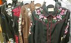 Women's Scully Western Shirts Snap-Front Cowgirl Long Sleeve Many Styles