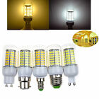 AU 3W-21W E27 E14 B22 G9 GU10 LED Corn Light Bulb 2835 SMD Warm/Cool White Lamp