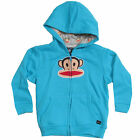 Baby Sweater with Monkey Face - Paul Frank Baby Sweater Blue - 12m 18m