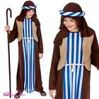 Joseph or Shepherd Costume Kids Boys Girls Nativity Christmas Sizes 3-10 Years