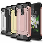 For LG K8 , LG Escape 3 Case Shockproof Dual-layer Protective Phone Accessories