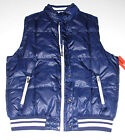 IZOD Puffer Vest Men's size Small, Navy, New w/tags