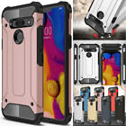 For LG K10 , LG Premier LTE Case Shockproof Dual-layer Protective Phone Cover