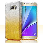 For Samsung Galaxy Note 5 Bling Hard Ultra-Slim Shockproof Protective Case Cover