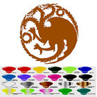 car games for babies - Game of Thrones Targaryen for Macbook Air Pro Laptop Car Window Decal Sticker