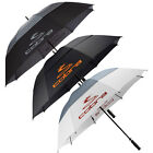 "Cobra Golf Tour Storm 68"" Double Canopy Golf Umbrella Twin Vented Windproof"