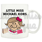 Little Michael Kors wearing watch bag coat - Unique Mug Xmas Gift NOVELTY