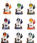 NFL Football Team Logo Smores Holiday Christmas Tree Ornament  - Pick Team $9.88 USD on eBay
