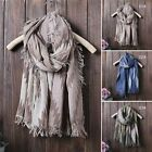 Fashion Charm Women Long Scarf Cotton Indian Large Scarves Ladies Shawl New #143