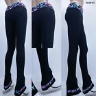 Ice Figure Skating Dress Practice Trousers Pants vcsp35 Magic Star