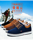 Men Winter Height Increasing 5.5CM Taller Casual Elevator Shoes Fur Lined