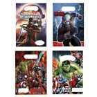 6 x PARTY BAGS Licensed MARVEL Characters (Loot/Birthday/Favours)
