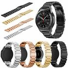 Stainless Steel Metal Watch Band Wriststrap For Samsung Gear S3 Frontier/Classic