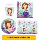 SOFIA THE FIRST (1st) Party Pack {Tablecover/Cups/Plates/Napkins} (Birthday)