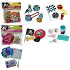 Characters 24 Piece FAVOUR PACK Birthday Party Range (Tableware & Decorations)