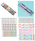 Character & Themed - Pack of 12 PENCILS - Party Loot Bag Fillers Kids Birthday
