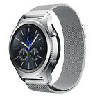 Milanese Stainless Magnetic Watch Band for Samsung Gear S3 Frontier R760 R765 US