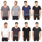 Bella+Canvas Mens Wideneck T-Shirt Loose Scoop T shirt Vintage Triblend Tee 3406