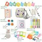 10 in 1 Instant Camera Accessory Bundles Set Kit for Fujifilm Instax Mini 8 Hot