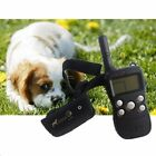4-Level Shock Vibration Waterproof Rechargeable Remote Dog Trainer Expandable