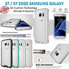 Samsung Galaxy S7 / S7 Edge Air Clear Transparent Phone Case Cover Shockproof