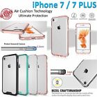 iPhone 7 / 7 Plus Air Cushion Clear Transparent Phone Case Cover Shockproof
