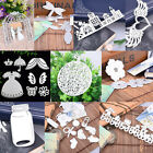 Flower Album DIY Cutter Cutting Dies Stencil Scrapbooking Paper Crafts Embossing for sale  China