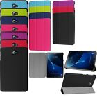 """Smart Flip Leather Stand Case Cover For Samsung Galaxy Tab A6 10.1"""" SM-T580 T585"""