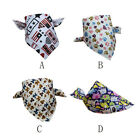 2Pcs Baby Girls Boys Kids Triangle Head Scarf Bandana Bibs Saliva Towel Dribble