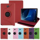 Rotating Leather Cover Stand Case For Samsung Galaxy Tab A 10.1 P580 P585