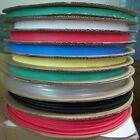 50mm-80mm Heat Shrink Tubing UL ROHS Shrinkage Ratio 50%, Color Selectable