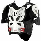Alpinestars A-10 Motorcycle / Motorbike Chest Protector - White / Red / Black <br/> 1st Class Service &amp; Huge Stock From Demon Tweeks Direct