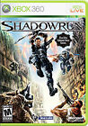 SHADOWRUN PC DVD GAMES FOR WINDOWS PLAY WITH XBOX 360 GAMERS