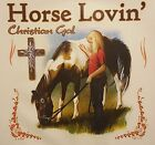 CHRISTIAN GAL HORSE LOVIN' OUTFITTERS COWGIRL #1230 LONG SLEEVES SHIRT
