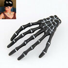 Zombie Party Hair Clip Pin Women Gothic Skull Skeleton Hand Punk Cool Fahion