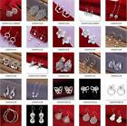 0.99 Usd Fashion 925 Silver Earring Hook New Female Silver Jewelry Gifts