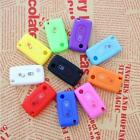 CB227 Remote Silicone Key Case Protective For Peugeot 208 207 3008 308 RCZ 508