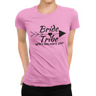 Bride Tribe Hen Night T Shirts Hen Do Party tops Personalised Custom Printed