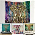 Indian Decor Mandala Tapestry Wall Hanging Hippie Throw Bohemian Bedspread New