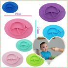 Cute Kids Whale Mat Dish Plate Silicone Baby One-Piece Toddler Placemat Food