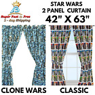 bedding for kids - Window Curtains For Kids Room Star Wars Drapes Home Goods Bedding 42