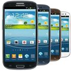 Samsung Galaxy S3 III 16GB, 8GB AT&T Sprint Verizon GSM Unlocked