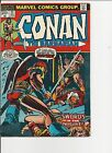 CONAN THE BARBARIAN # 23 1ST RED SONJA KEY ISSUE