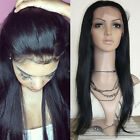 Glueless Full Lace Wig Brazilian Human Hair Lace Front wigs silky straight Wave