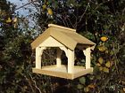 Wooden/Timber Bird Table Hanging availab...