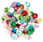 Craft Factory Cup Sequins 10mm, 5g approx