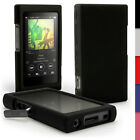 Silicone Gel Skin Case for Sony Walkman NW-A35 NW-A40 Rubber Cover + Screen Prot